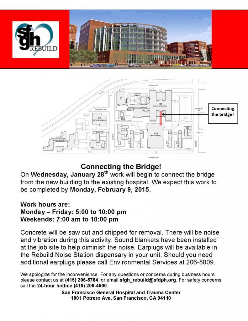 1-28-15 Connecting the Bridge - Construction News