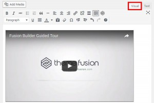 Video: Fusion Builder Guided Tour